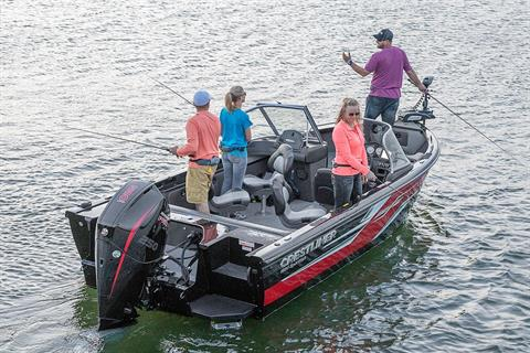 2019 Crestliner 1850 Sportfish Outboard in Saint Peters, Missouri