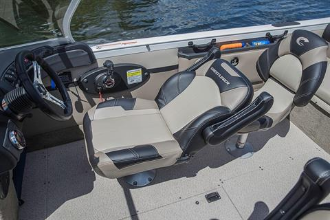 2019 Crestliner 1850 Sportfish Outboard in Cable, Wisconsin