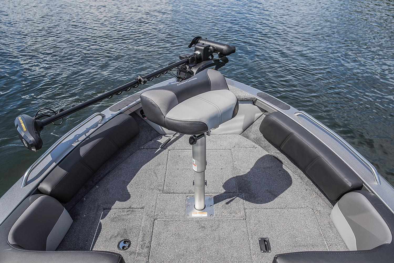 2019 Crestliner 1850 Sportfish Outboard in Amory, Mississippi - Photo 6