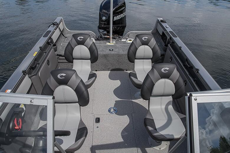 2019 Crestliner 1850 Sportfish Outboard in Amory, Mississippi - Photo 13