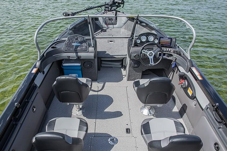 2019 Crestliner 1850 SportFish SST in Kaukauna, Wisconsin - Photo 7
