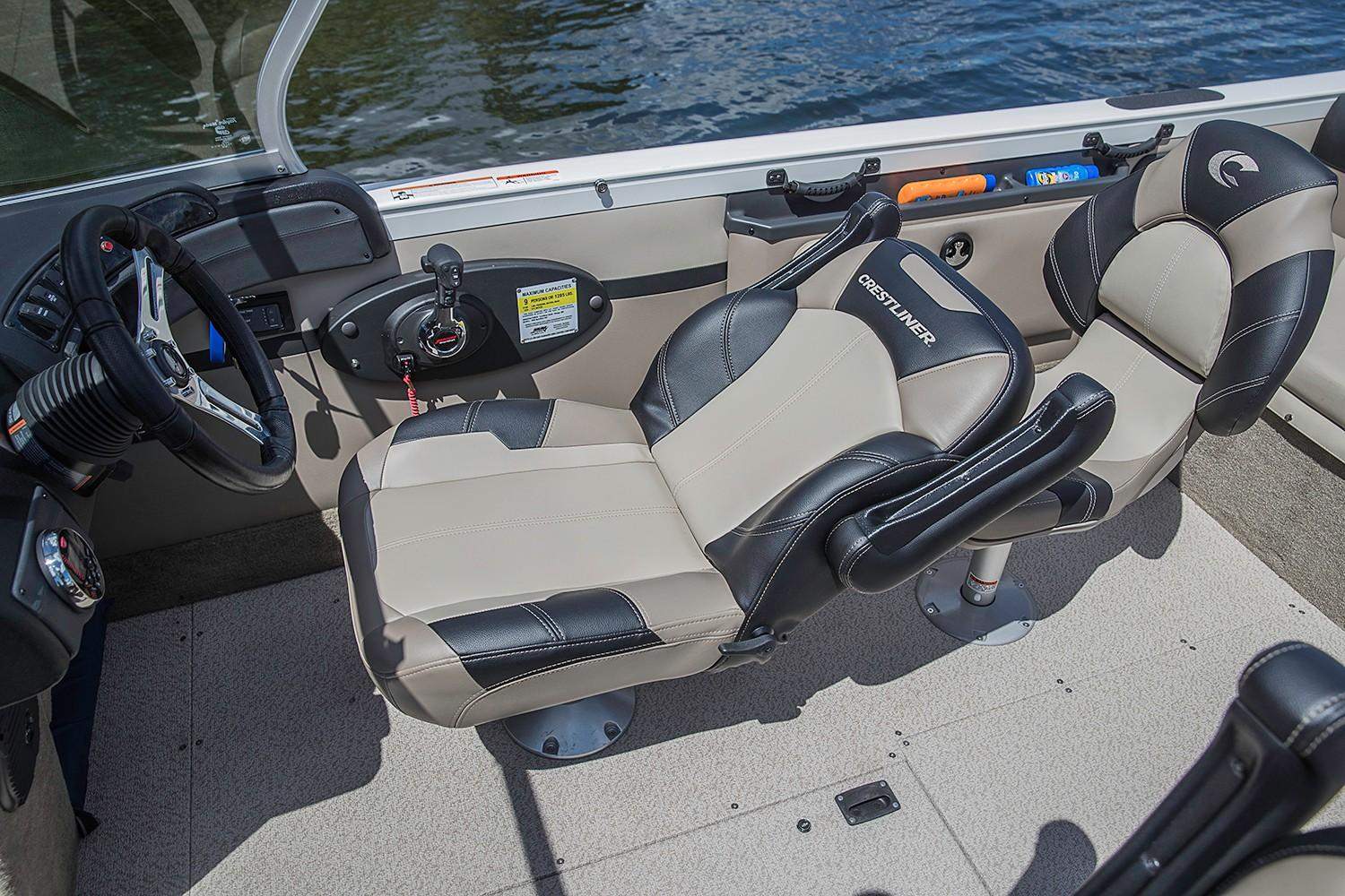 2019 Crestliner 1850 SportFish SST in Kaukauna, Wisconsin - Photo 9