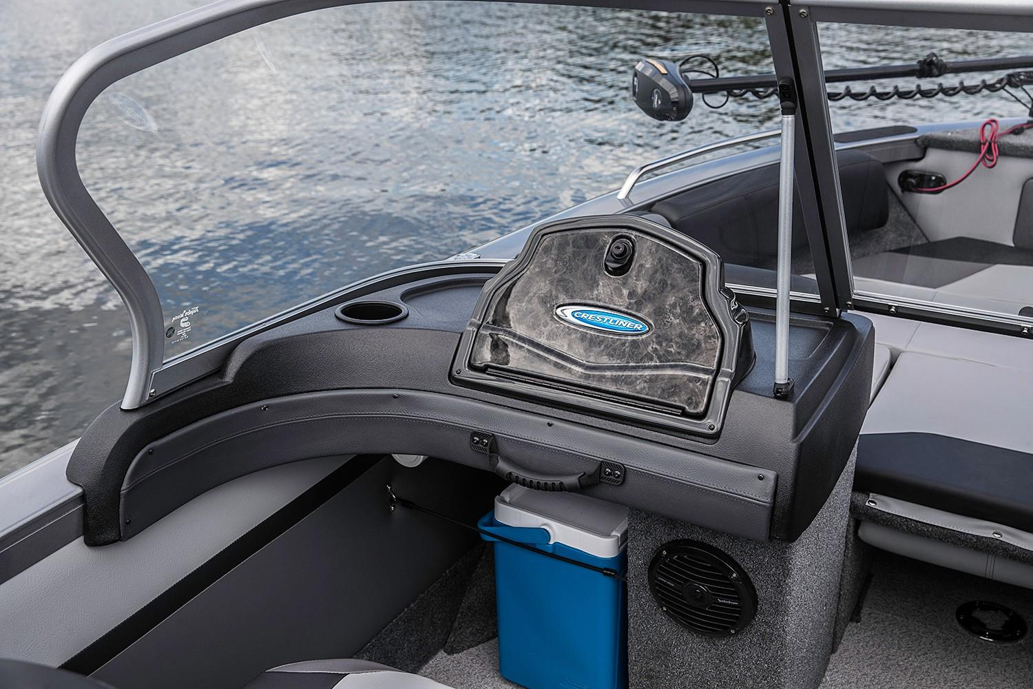 2019 Crestliner 1850 SportFish SST in Kaukauna, Wisconsin - Photo 10