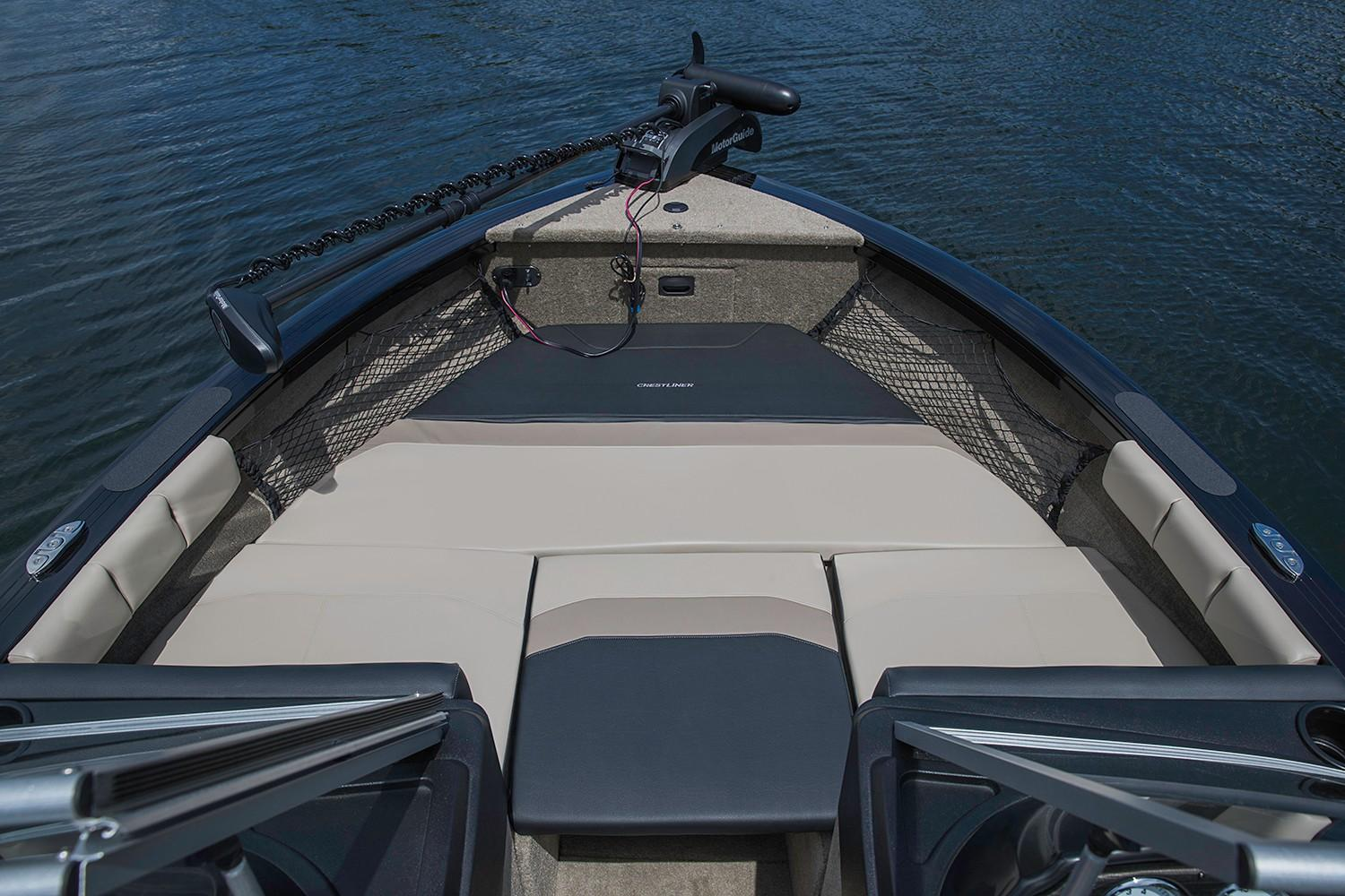 2019 Crestliner 1850 Super Hawk in Kaukauna, Wisconsin