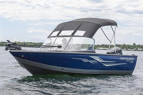 2019 Crestliner 1850 Super Hawk in Saint Peters, Missouri