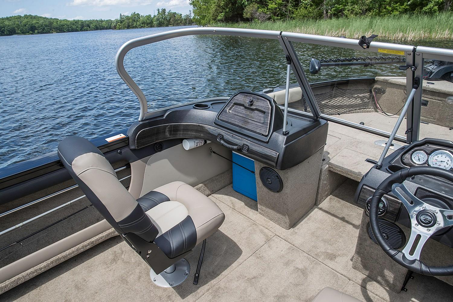2019 Crestliner 1850 Super Hawk in Spearfish, South Dakota - Photo 24