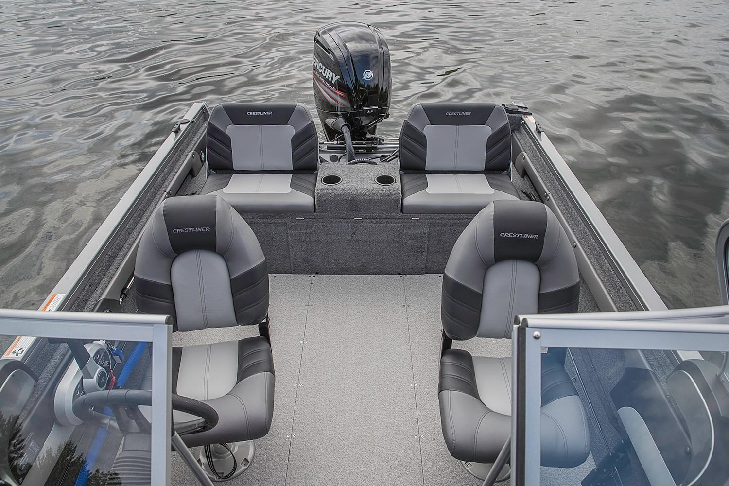2019 Crestliner 1850 Super Hawk in Spearfish, South Dakota - Photo 25