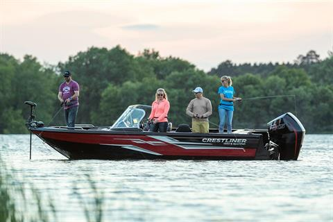 2019 Crestliner 1950 Sportfish SST in Saint Peters, Missouri
