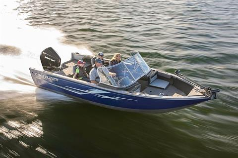 2019 Crestliner 1950 Super Hawk in Cable, Wisconsin