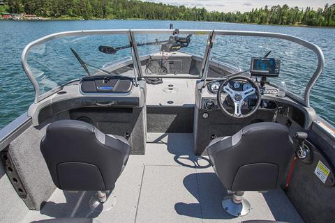 2019 Crestliner 2050 Authority in Cable, Wisconsin