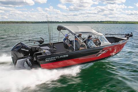 2019 Crestliner 2050 Authority in Kaukauna, Wisconsin