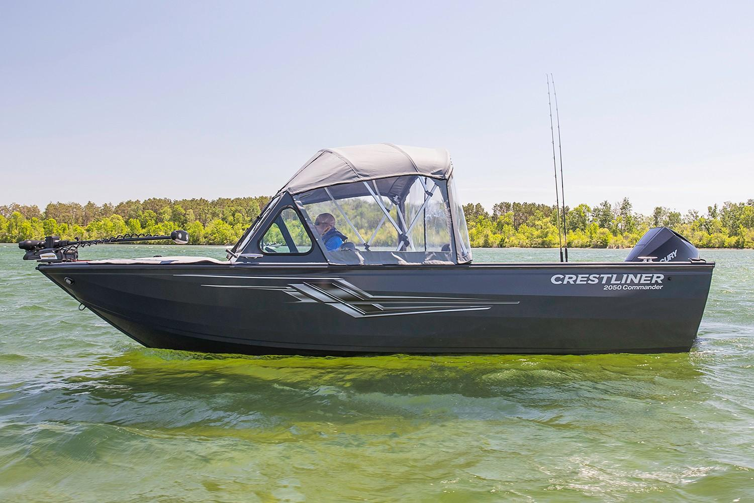 2019 Crestliner 2050 Commander in Spearfish, South Dakota