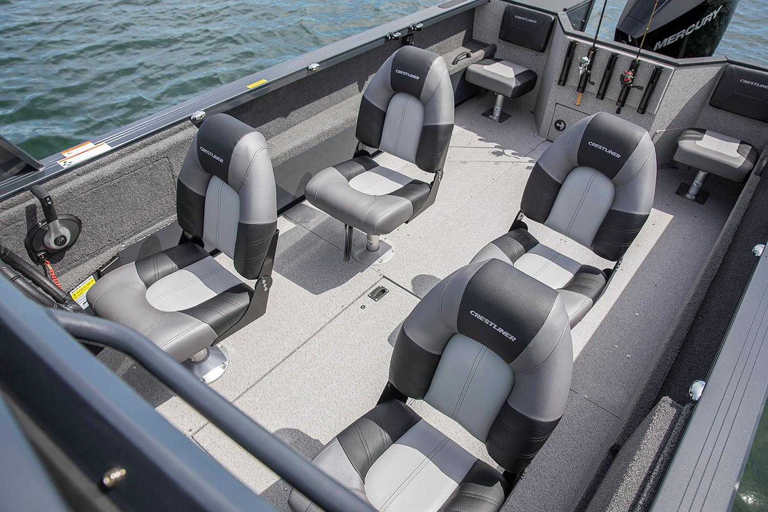 2019 Crestliner 2050 Commander in Saint Peters, Missouri - Photo 8