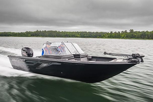 2019 Crestliner 2100 Raptor in Cable, Wisconsin - Photo 1