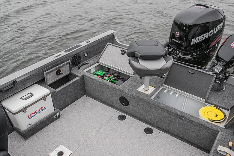 2019 Crestliner 2100 Raptor in Amory, Mississippi - Photo 11