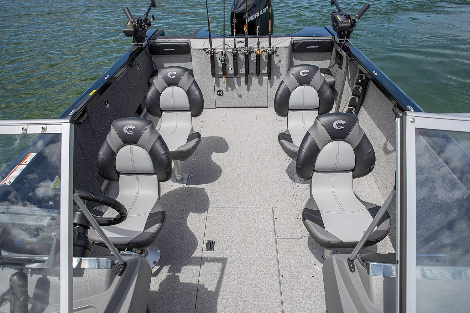 2019 Crestliner 2250 Authority in Spearfish, South Dakota
