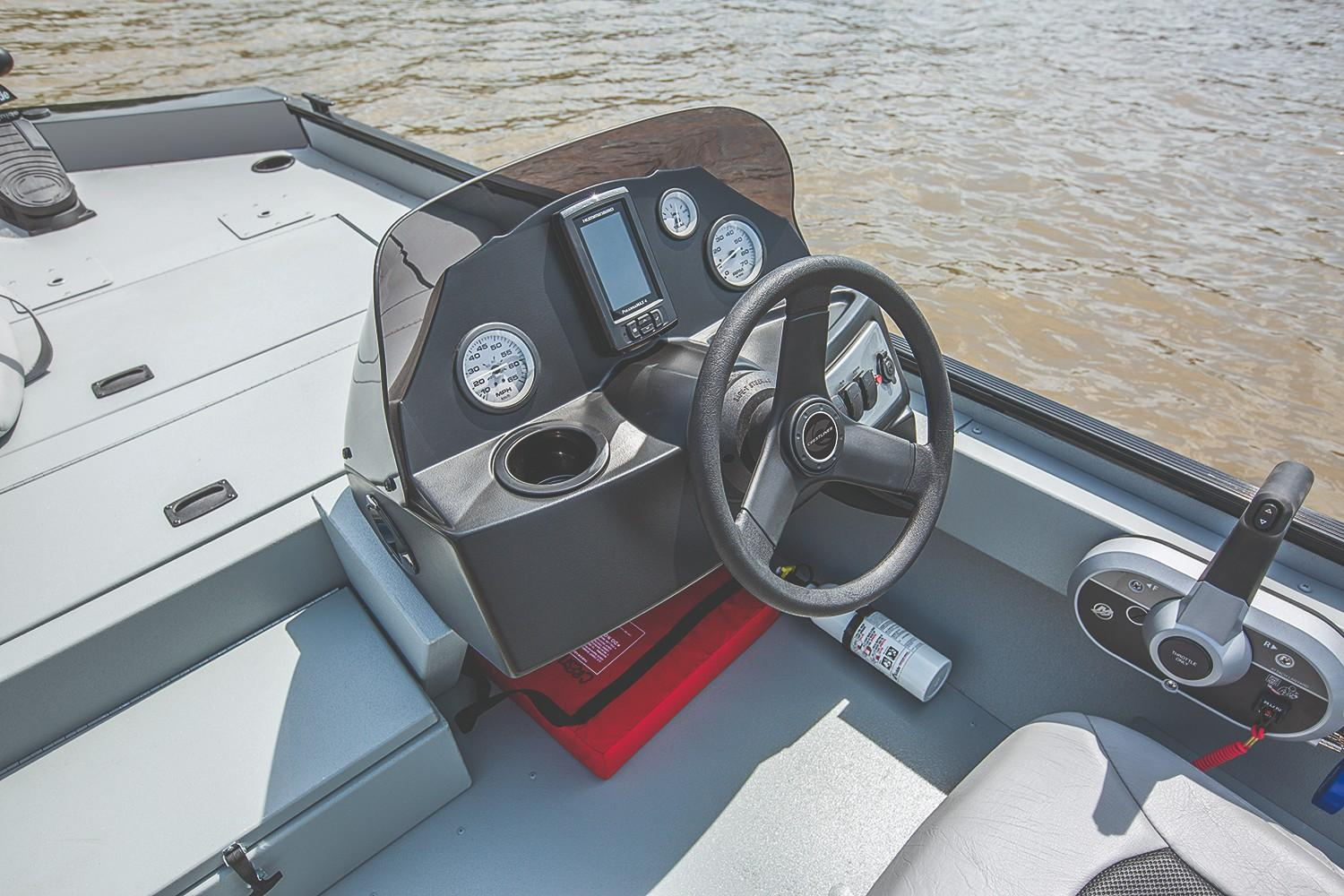 2019 Crestliner 1600 Storm in Kaukauna, Wisconsin - Photo 8
