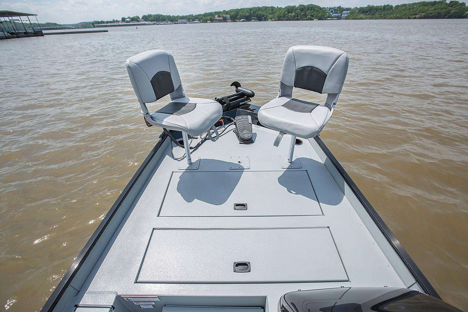 2019 Crestliner 1700 Storm in Saint Peters, Missouri