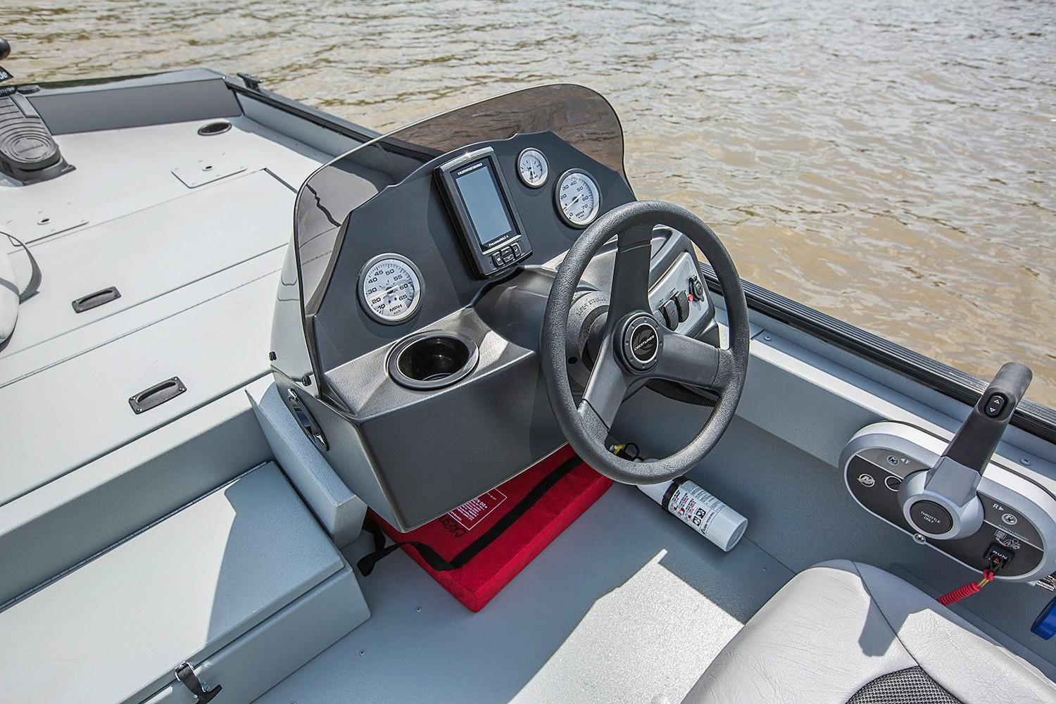 2019 Crestliner 1700 Storm in Cable, Wisconsin