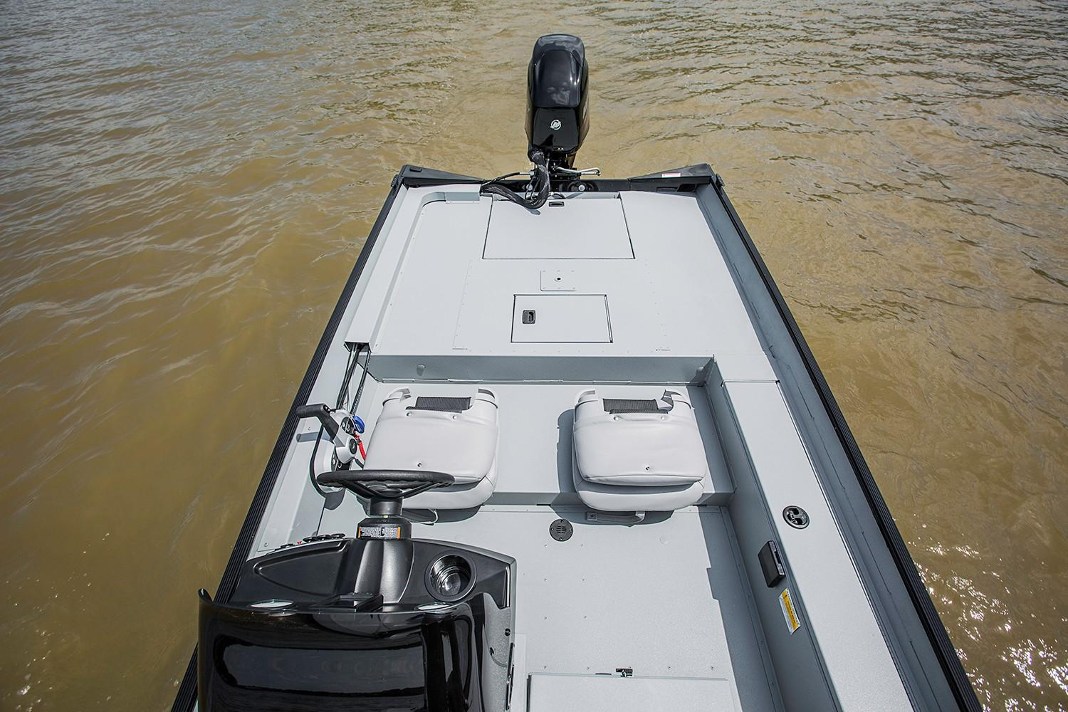 2019 Crestliner 1700 Storm in Spearfish, South Dakota - Photo 10