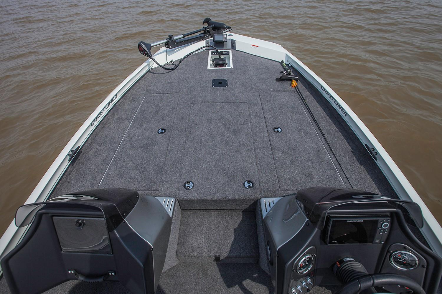 2019 Crestliner PT 18 in Cable, Wisconsin
