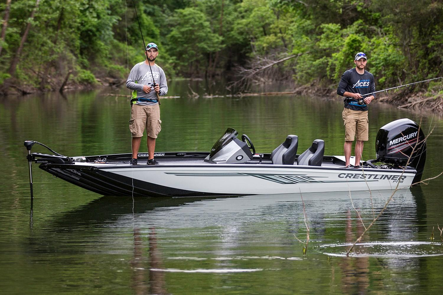 2019 Crestliner PT 18 in Saint Peters, Missouri - Photo 1