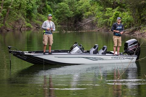 2019 Crestliner PT 18 in Saint Peters, Missouri