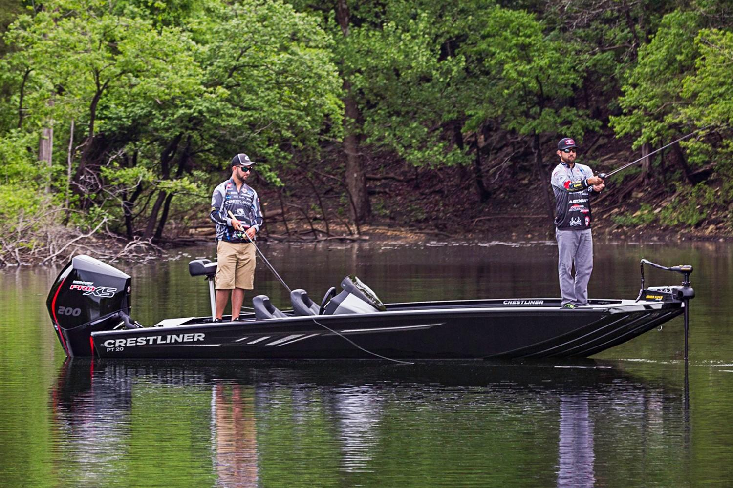 2019 Crestliner PT 20 in Kaukauna, Wisconsin - Photo 2