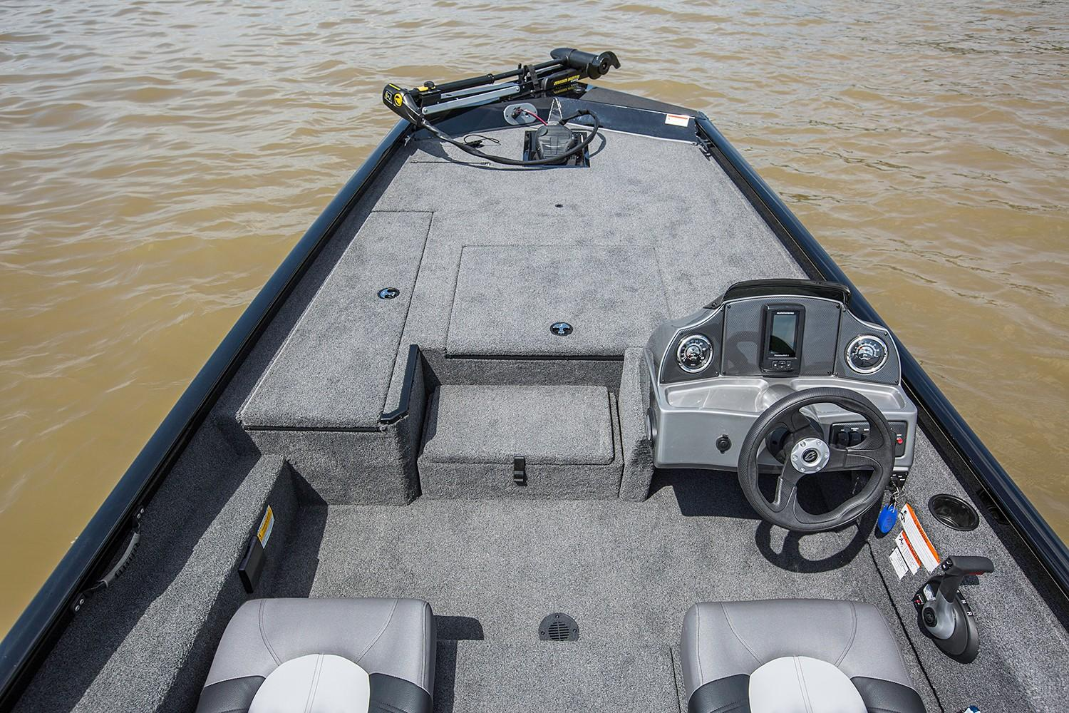 2019 Crestliner VT 17 in Amory, Mississippi - Photo 4