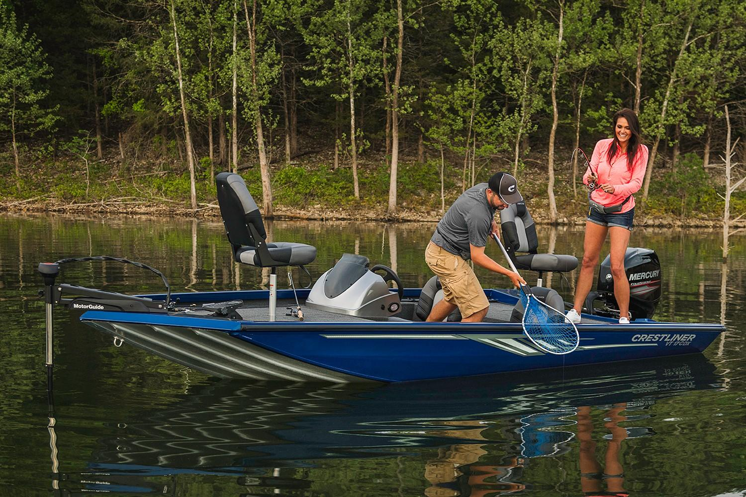 2019 Crestliner VT 17C in Spearfish, South Dakota