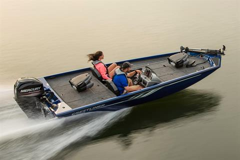 2019 Crestliner VT 17C in Cable, Wisconsin
