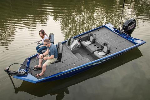 2019 Crestliner VT 17C in Saint Peters, Missouri