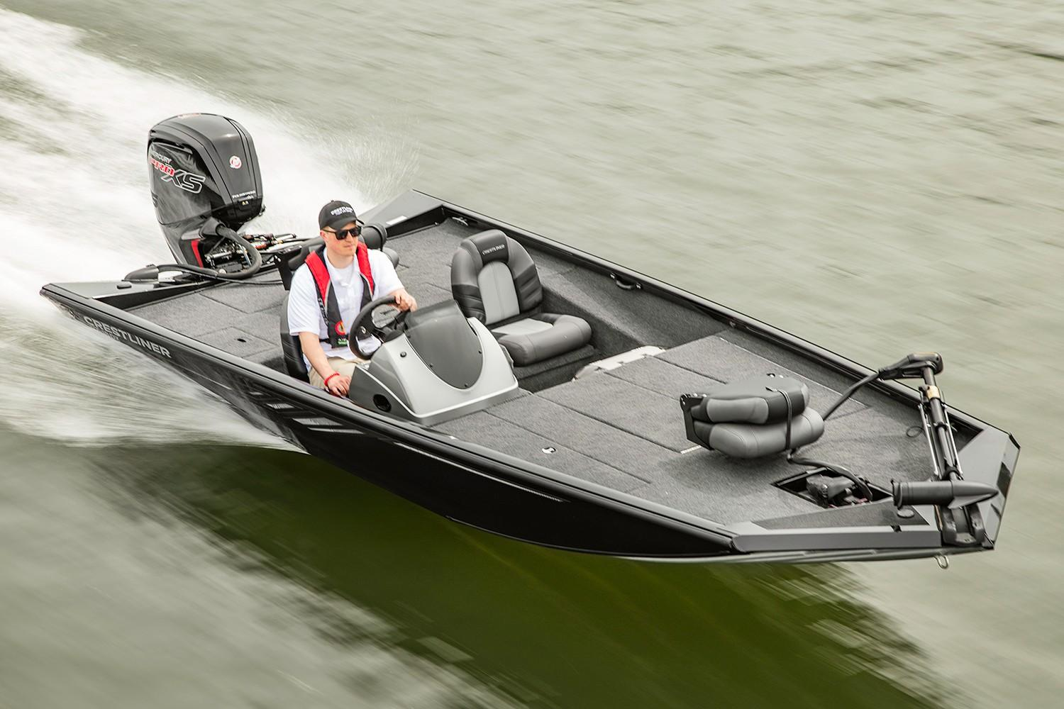 2019 Crestliner VT 18 in Saint Peters, Missouri