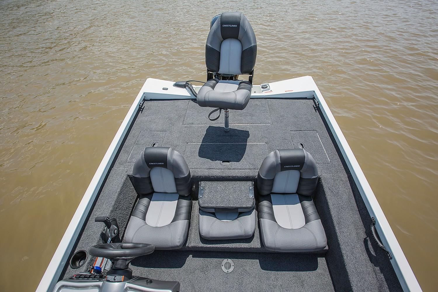 2019 Crestliner VT 18 in Cable, Wisconsin