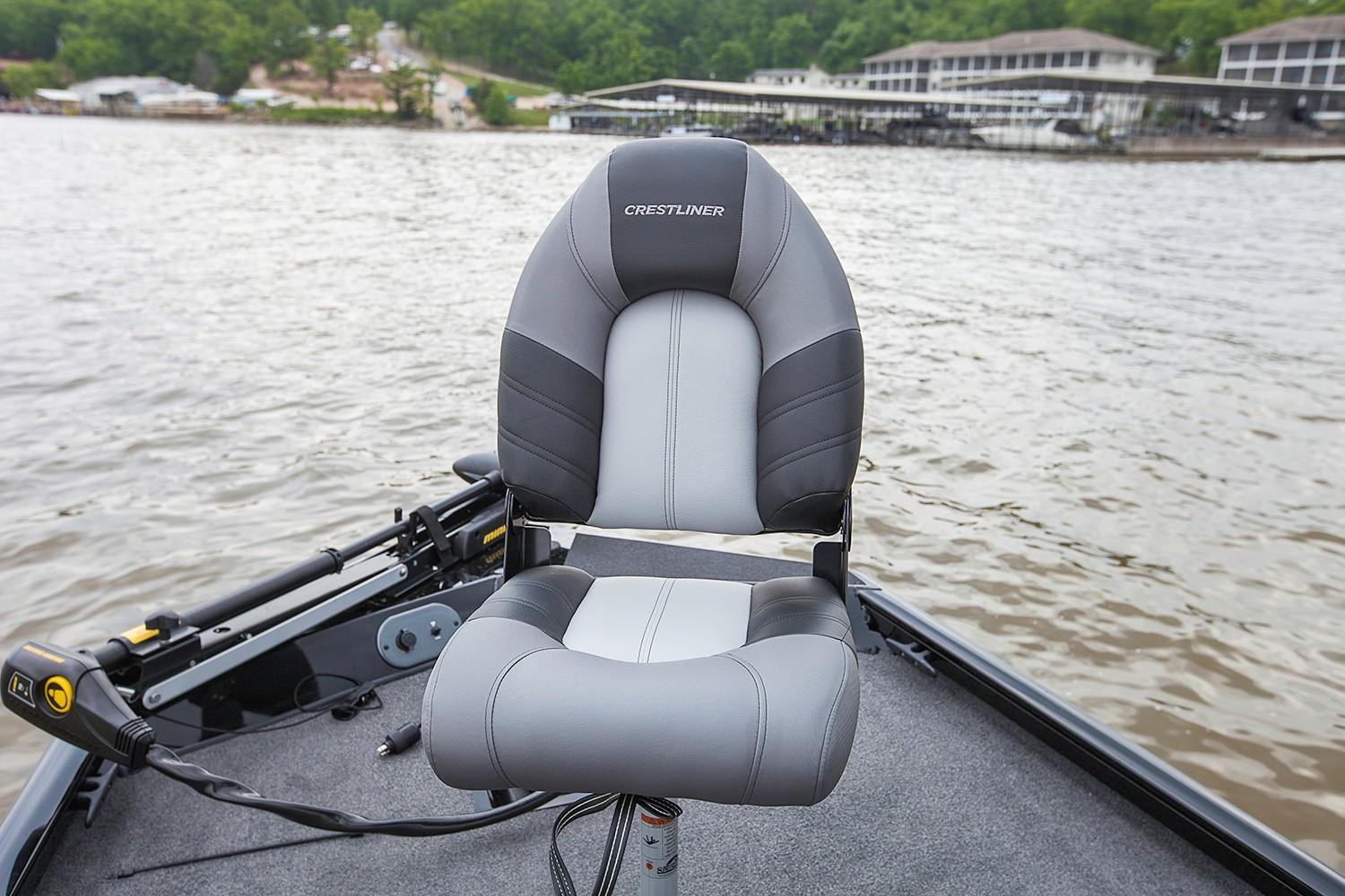 2019 Crestliner VT 18C in Spearfish, South Dakota