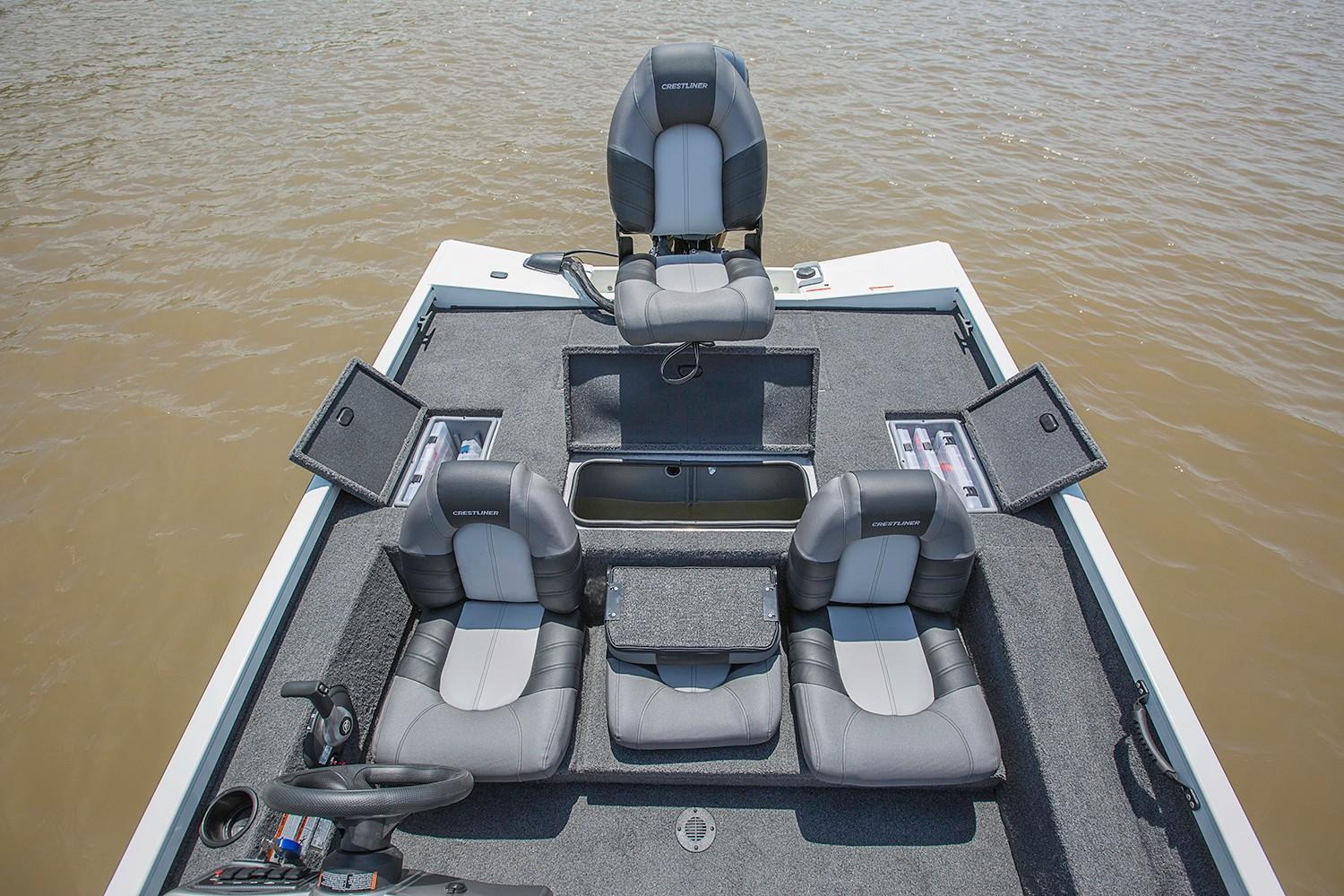 2019 Crestliner VT 19 in Cable, Wisconsin