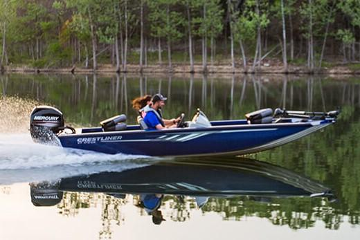 2019 Crestliner VT 19C in Amory, Mississippi - Photo 1