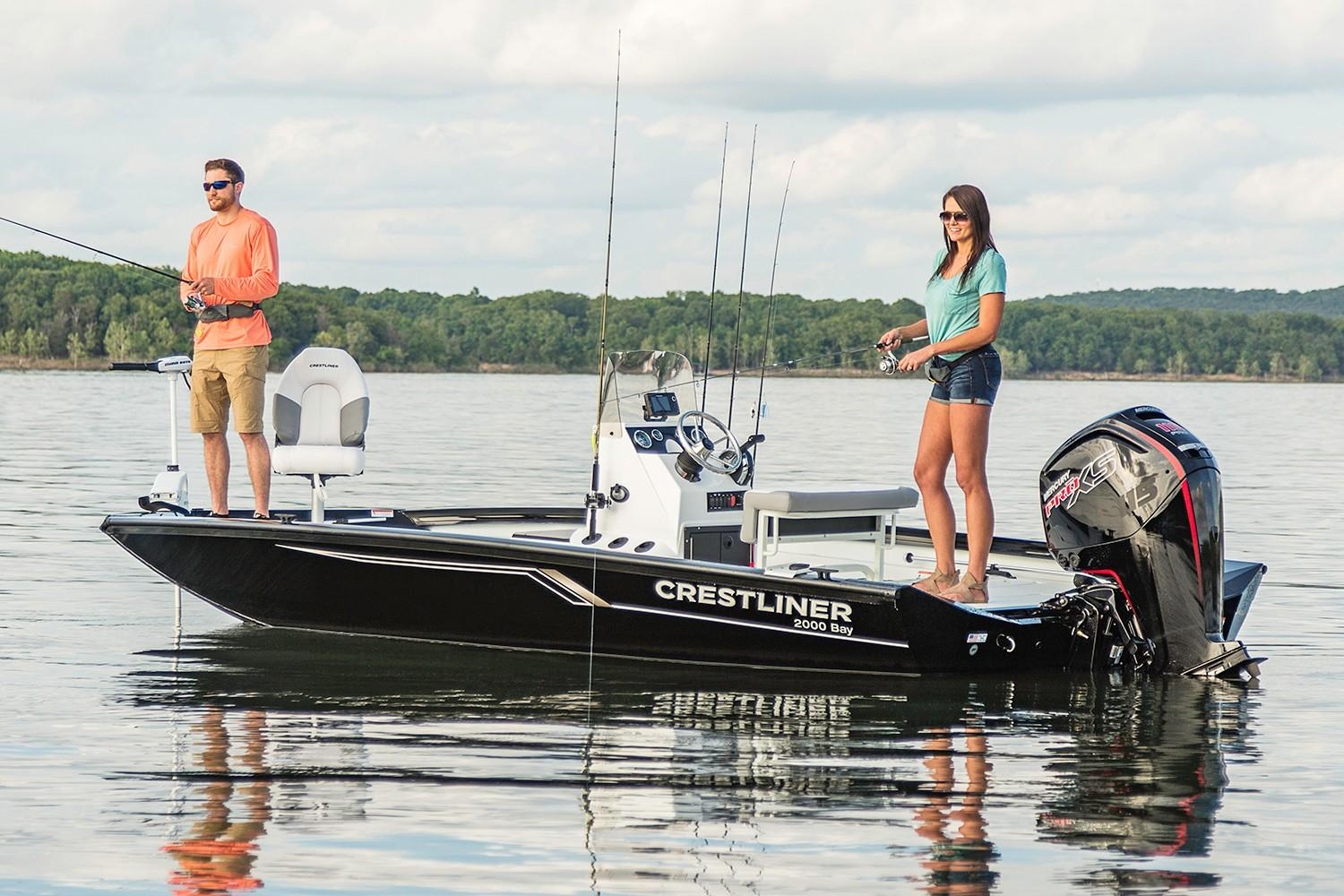 2019 Crestliner 2000 Bay in Amory, Mississippi - Photo 3