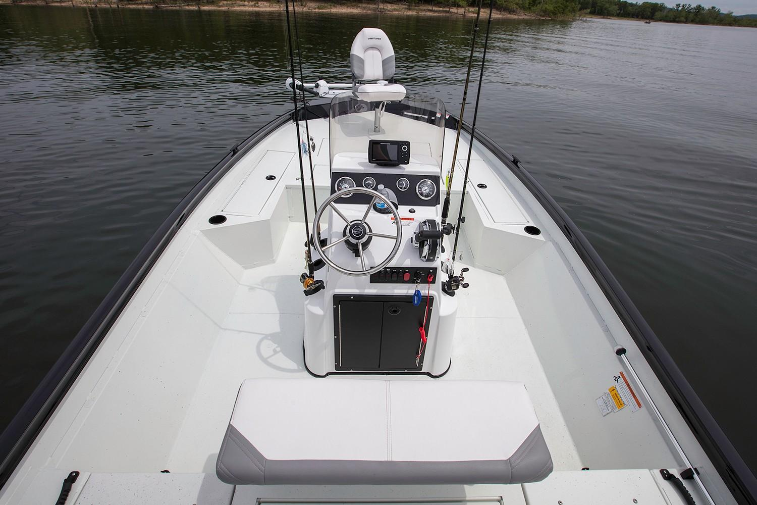 2019 Crestliner 2000 Bay in Amory, Mississippi - Photo 8