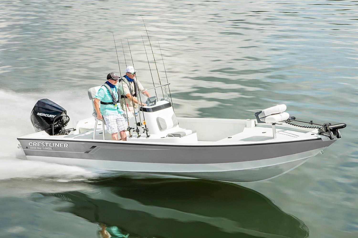 2019 Crestliner 2200 Bay in Kaukauna, Wisconsin