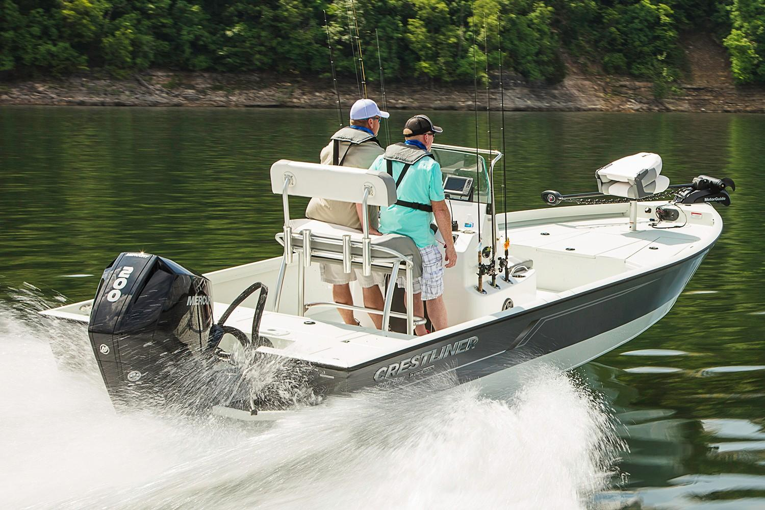 2019 Crestliner 2200 Bay in Kaukauna, Wisconsin - Photo 4