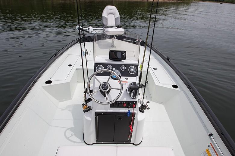 2019 Crestliner 2200 Bay in Saint Peters, Missouri - Photo 8