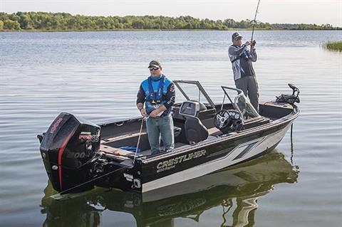 2019 Crestliner 1750 Raptor WT in Cable, Wisconsin