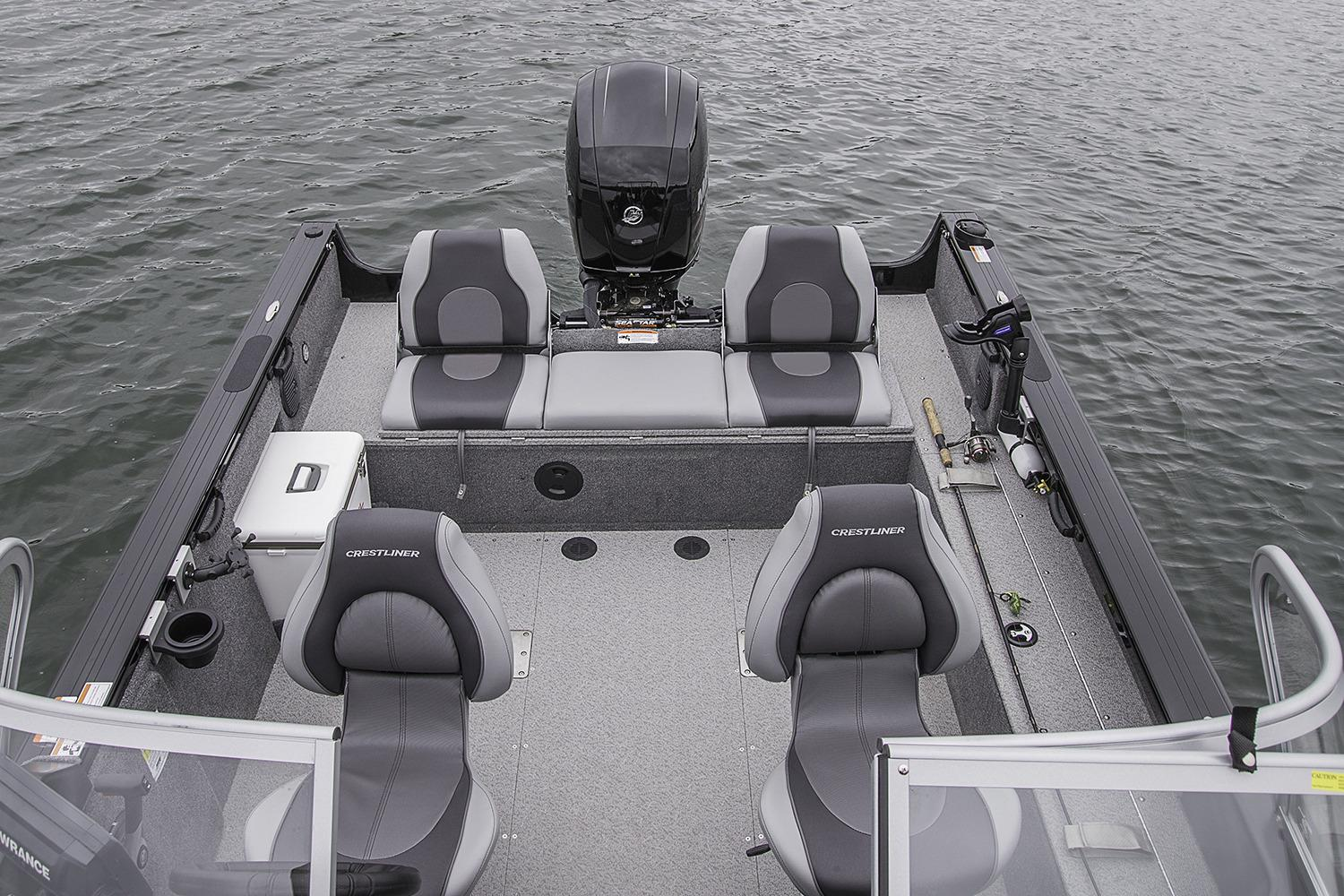2019 Crestliner 1750 Raptor WT in Kaukauna, Wisconsin - Photo 6