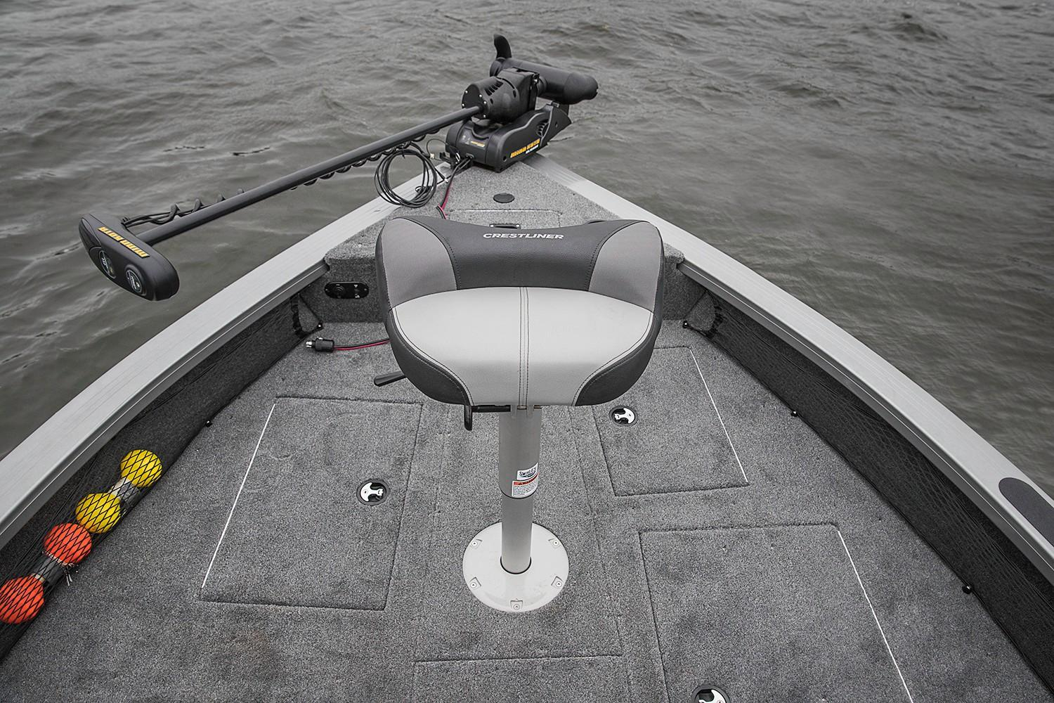 2019 Crestliner 1750 Raptor WT in Spearfish, South Dakota - Photo 4