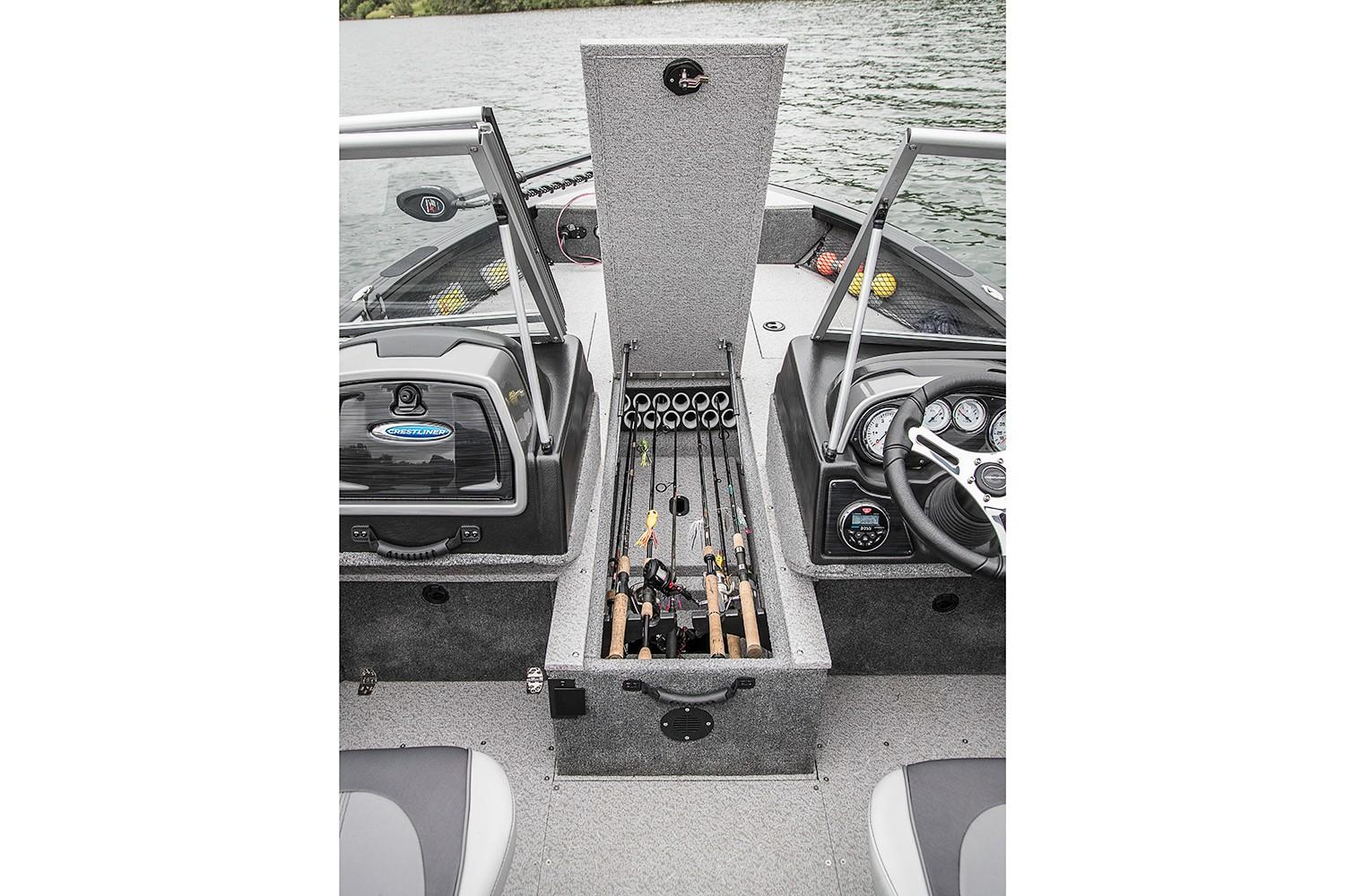 2019 Crestliner 1750 Raptor WT in Spearfish, South Dakota - Photo 5