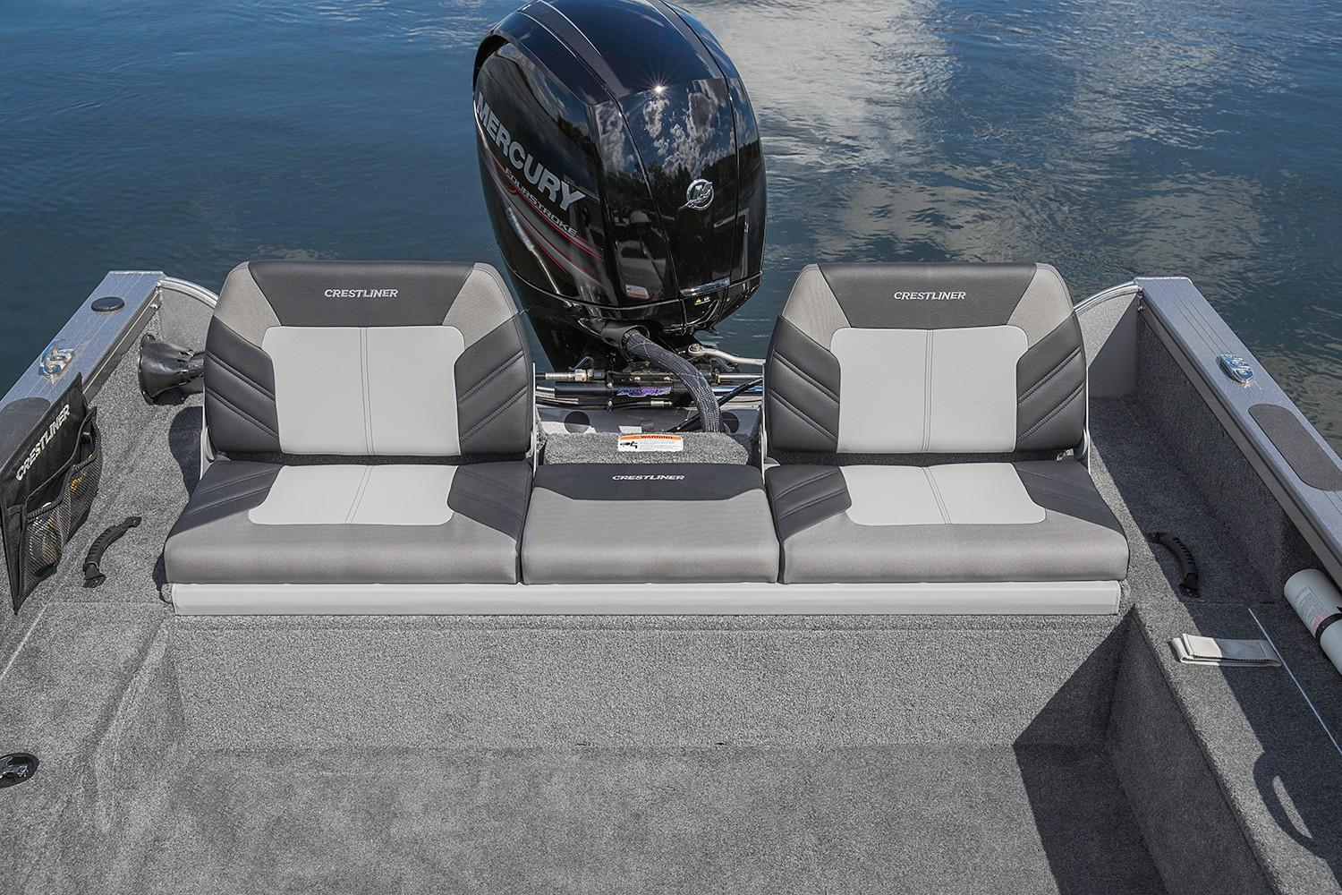2019 Crestliner 1750 Raptor WT in Spearfish, South Dakota - Photo 9