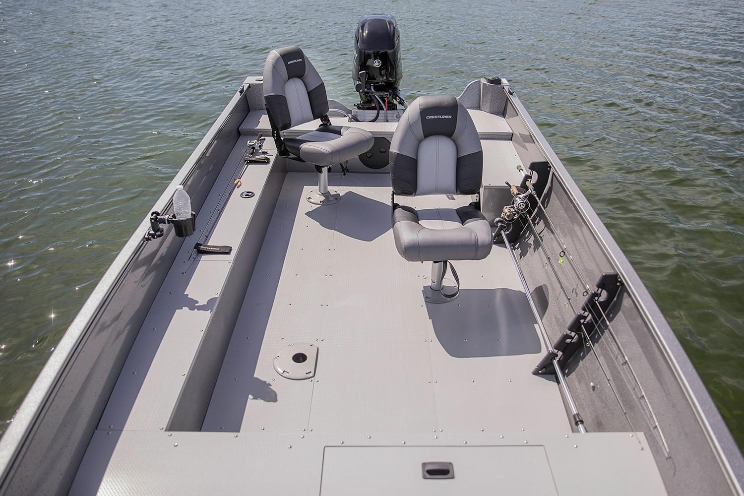 2019 Crestliner 1800 Kodiak SC in Cable, Wisconsin