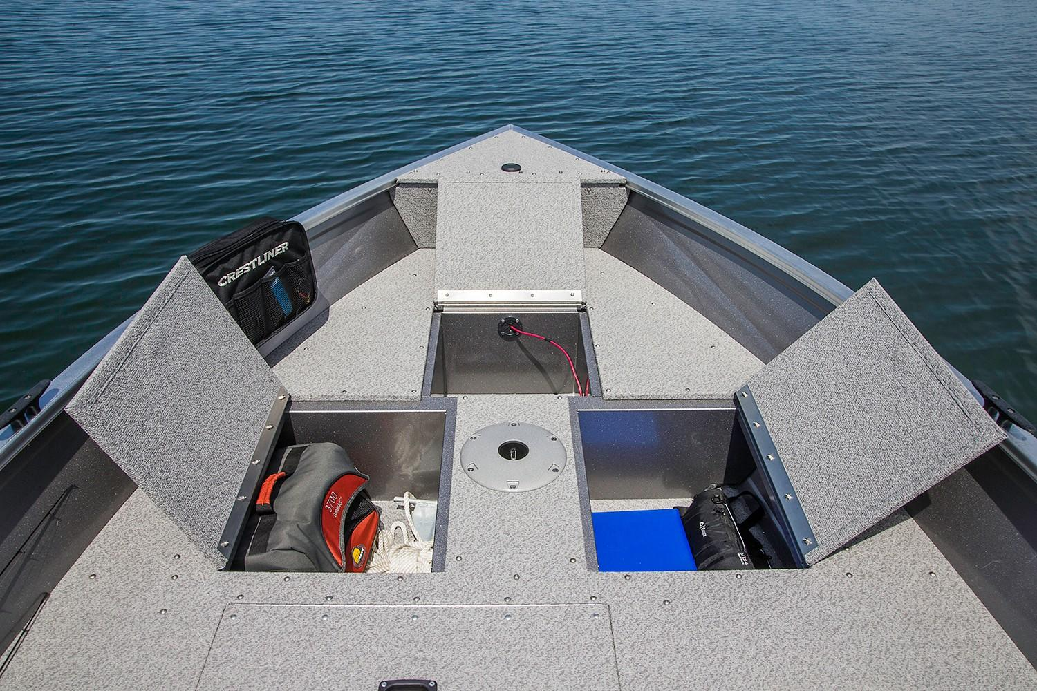2019 Crestliner 1800 Kodiak SC in Cable, Wisconsin - Photo 4