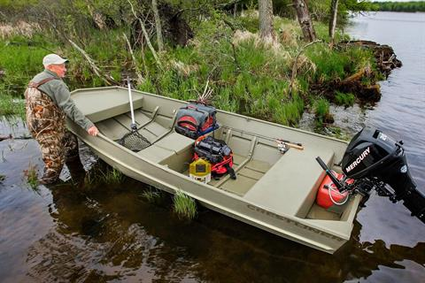 2019 Crestliner 1040 CR Jon in Cable, Wisconsin